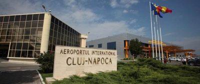 (cod 4800) Aeroportul Internațional Cluj