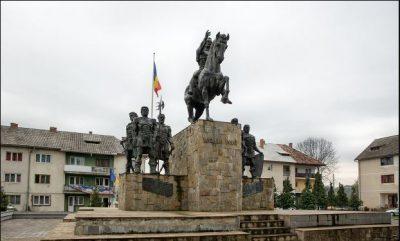 (cod 3100) Ansamblul Monumental Bogdan Vodă