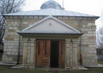 (cod 3669) Ansamblul fostei Mănăstiri Vizantea