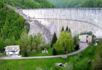 (cod 3702) Barajul Paltinu, Valea Doftanei