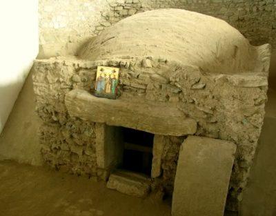 (cod 6600) Basilica creștină de la Niculițel