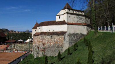 (COD 3323)   Bastionul Ţesătorilor