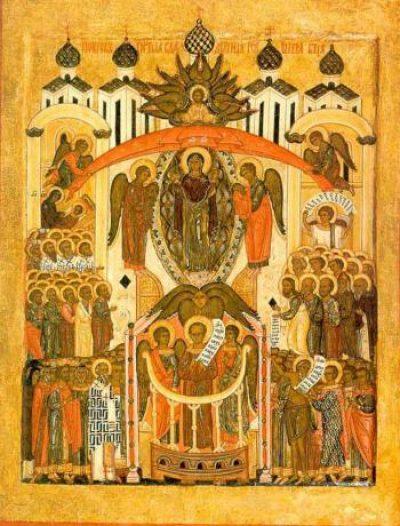 (cod 4009) Biserica Înălţarea Sfintei Cruci şi Acoperământul Maicii Domnului
