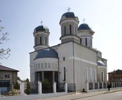 (cod 3580) Biserica Adormirea Maicii Domnului-Malaxa