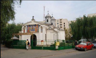 (cod 3578) Biserica Adormirea Maicii Domnului Militari I