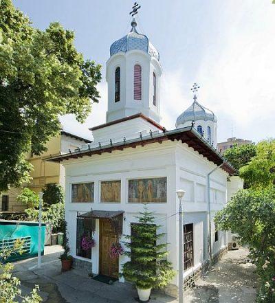 (cod 3581) Biserica Adormirea Maicii Domnului-Pitaru Moșu