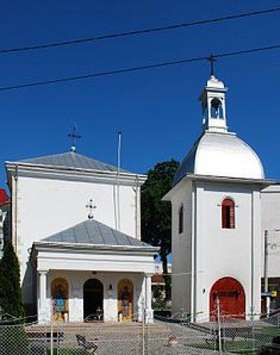 (cod 2764) Biserica Albă din Roman