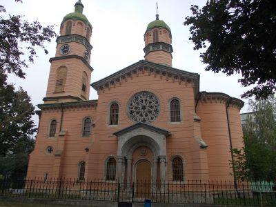 (cod 2751) Biserica Armenească Roman