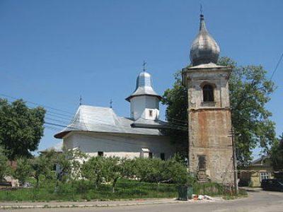 (COD 3016) – Biserica Armeneasca Turnul Rosu Suceava
