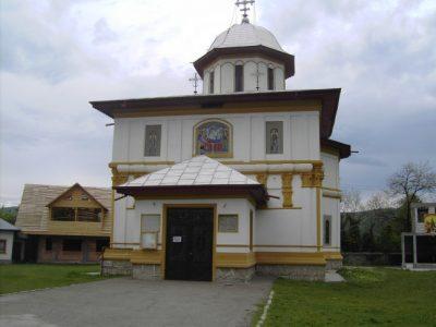 (cod 3703) Biserica Brâul Maicii Domnului, Vălenii de Munte