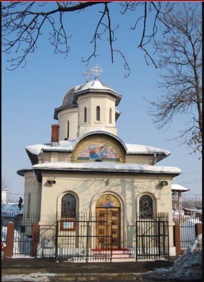 (cod 3591) Biserica Bumbăcari