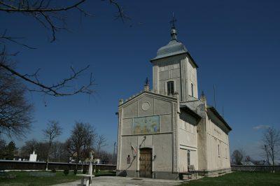 (cod 2729) Biserica Duminica Tuturor Sfinţilor din Miron Costin