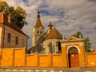 (COD 3345) Biserica Evanghelică Râșnov