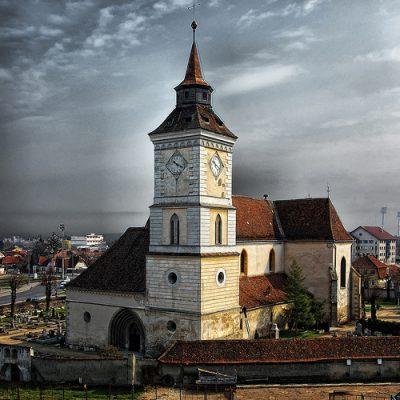 (COD 3357) Biserica Evanghelică Sfântul Bartolomeu