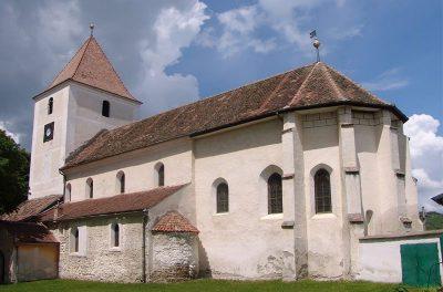 (cod 3826) Biserica Evanghelică din Gușterița