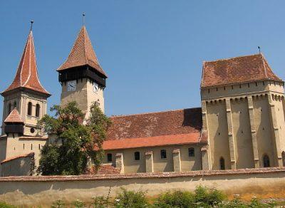 (cod 3858) Biserica Fortificată Șeica Mică