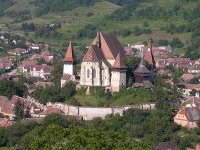 (cod 3801) Biserica Fortificată Biertan