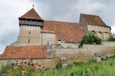 (cod 3831) Biserica Fortificată Copșa Mare
