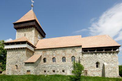 (COD 3333) Biserica Fortificată Drăușeni