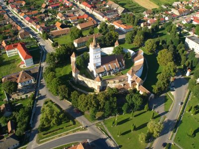 (COD 3354)  Biserica  Fortificată de la Hărman