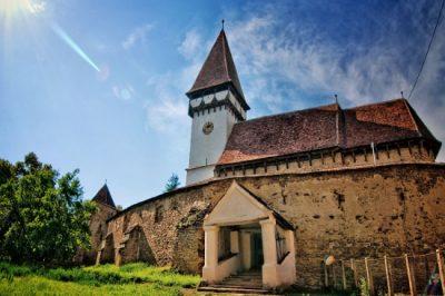 (COD 3336) Biserica Fortificată de la Meșendorf