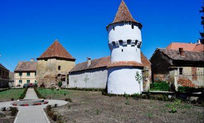 (cod 3836) Biserica Fortificată de la Nocrich