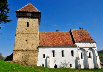 (cod 3838) Biserica Fortificată de la Ruja