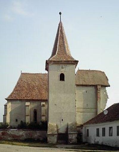 (cod 3840) Biserica Fortificată de la Velț