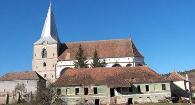 (COD 3344) Biserica Fortificată din Șoarș