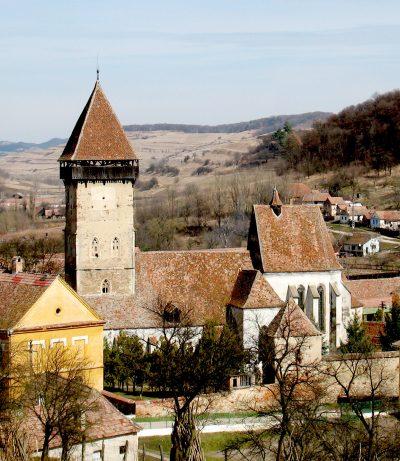 (cod 3803) Biserica Fortificată din Aţel
