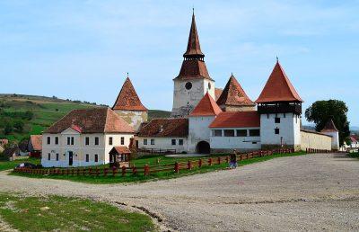 (COD 3363)  Biserica Fortificată din Cincu