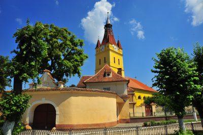 (COD 3364) Biserica Fortificată din Cristian