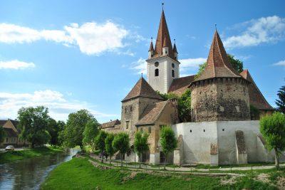 (cod 3846) Biserica Fortificată din Cristian