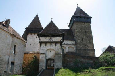 (cod 3847) Biserica Fortificată din Iacobeni