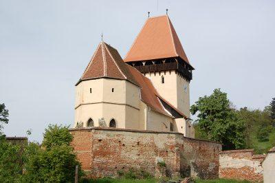 (cod 3806) Biserica Fortificată din Ighișu Nou
