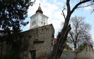 (COD 3370) Biserica Fortificată din Măieruș