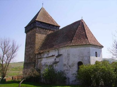(cod 3848) Biserica Fortificată din Netuș
