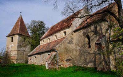 (cod 3850) Biserica Fortificată din Roșia