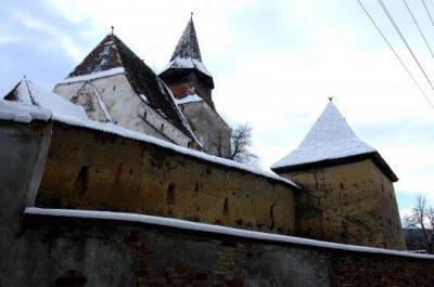 (COD 3334)  Biserica Fortificată din Roadeș