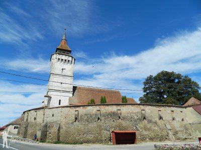 (COD 3338) Biserica Fortificată din Rotbav