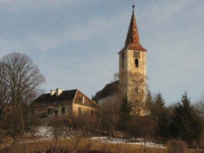 (cod 3853) Biserica Fortificată din Vurpăr
