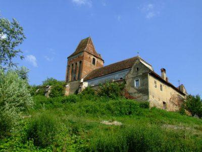 (cod 3805) Biserica Fortificată localitatea Buzd