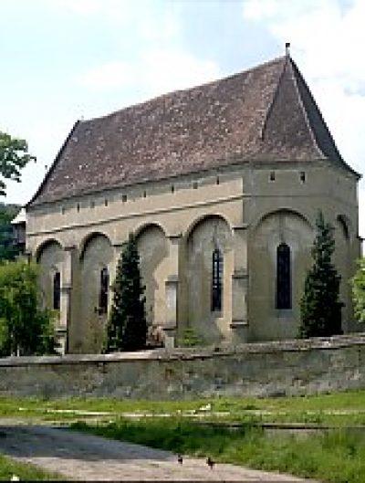 (cod 3800) Biserica Fortificată localitatea Dupuș