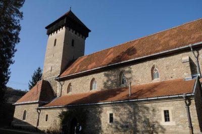 (cod 3802) Biserica Fortificată localitatea Mâlâncrav