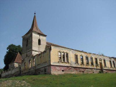 (COD 3349)  Biserica Fortificata din Felmer