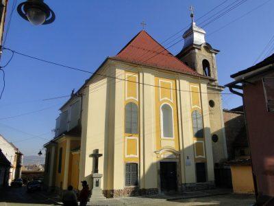 (cod 3809) Biserica Franciscană