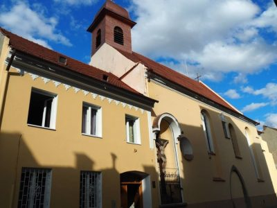 (COD 3305) – Biserica Franciscana Sfantul Ioan Botezatorul – Brasov