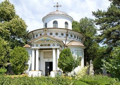 (cod 3514) Biserica Ghica Tei