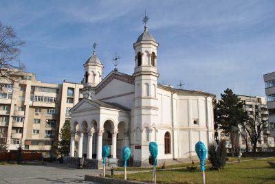 (cod 5501) Biserica Hagi Enuși, Craiova