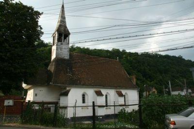 (cod 5904)  Biserica Leproşilor din Sighişoara